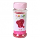 FunCakes Coloured Sugar Red, 80g