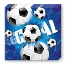 Goal! Paper Napkins 2 ply / 20