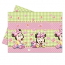 Baby Minnie Plastic Tablecover, 120x180cm