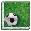 Football Party Paper Napkins 2 ply / 20