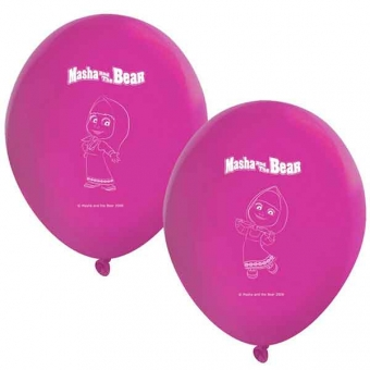 Masha and The Bear Balloons / 8