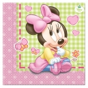 Minnie Baby Paper Napkins 2 ply / 20