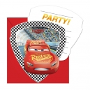 Cars 3 Invitations and Envelopes / 6