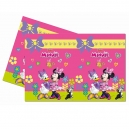 Minnie Happy Helpers Plastic Tablecover, 120x180cm