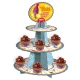 Trolls 3 Tiers Cupcake Stand