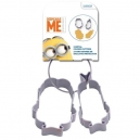 Metal Cookie Cutters Minions set / 2