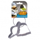 Metal Cookie Cutters Star Wars set / 2