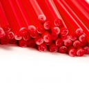Lollipop Sticks Red, 11.4 cm / 20