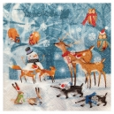 Winter Forest Napkins / 20