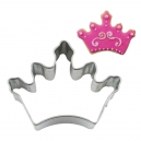 Mini Crown Cookie Cutter, 4.4cm