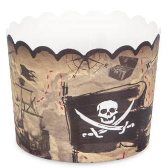 Baking Cups Maxi Pirate / 12