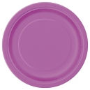 """Lilac 9"""" Paper Plates / 16"""