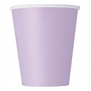 Lilac Paper Cups 266ml / 14