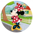 Minnie Edible Wafer Cake Topper, 20 cm