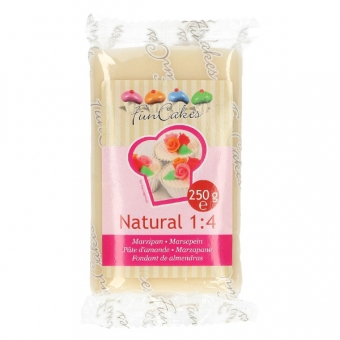 FunCakes Marzipan Natural White, 250g