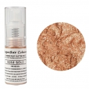 Sugarflair Pump Spray Glitter Dust Rose Gold, 10g