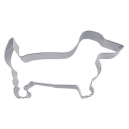 Dachshund Cookie Cutter, 7 cm
