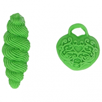 FunCakes Edible FunColours Gel Bright Green, 30g