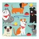 Dog Party Small Napkins / 16