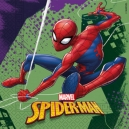Spiderman Team Up - Two - Ply Paper Napkins 33 x 33 cm