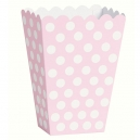 Treat Boxes / 8 Lovely Pink Dots