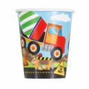 Construction Party Paper Cups / 8