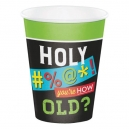 Hot / Cold Cup - Age Humor / 8