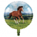 Horse and Pony - Fancy Foil Balloon