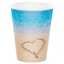 Hot / Cold Cup - Beach Love / 8