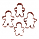 Gingerbread Cutter Set / 4