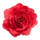 Giant Wafer Rose Red, 12.5cm