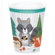 Hot / Cold Cup- Woodland Animals / 8