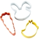 Cookie Cutter Whimsical Easter Set / 3