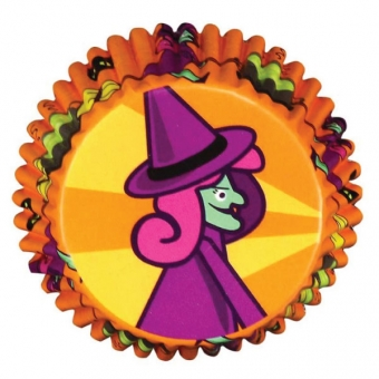 Wicked Witches Foil Baking Cases / 30