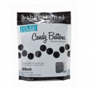 Black Candy Buttons®: Vanilla Flavoured, 284g