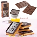 Rectangular Cookie Choc Kit