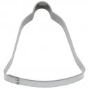 Mini Bell Thin Cookie Cutter, 4 cm