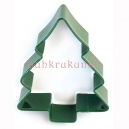 Green Tree Cookie Cutter, 9 cm