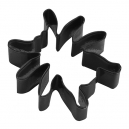 Black Spider Cookie Cutter, 7.6 cm