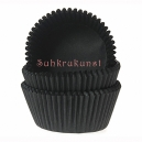 House of Marie Baking Cups Black / 50