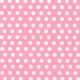 Light Pink Polka Dots ti-flair Lunch Napkins 3 ply / 20