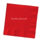 Classic Red Lunch Napkins 2 ply / 20
