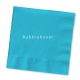 Bermuda Blue Lunch Napkins 2 ply / 20