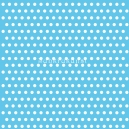 Light Blue Polka Dots ti-flair Lunch Napkins 3 ply / 20