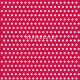 Red Polka Dots ti-flair Lunch Napkins 3 ply / 20
