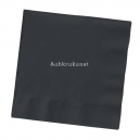 Black Velvet Lunch Napkins 2 ply / 20