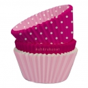 Perfectly Pink Baking Cases / 75