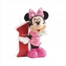 Minnie Birthday Candle No 1
