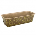 Disposable Maxi Loaf Mould Brown/Gold / 5