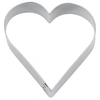 Small Heart Cookie Cutter, 4cm